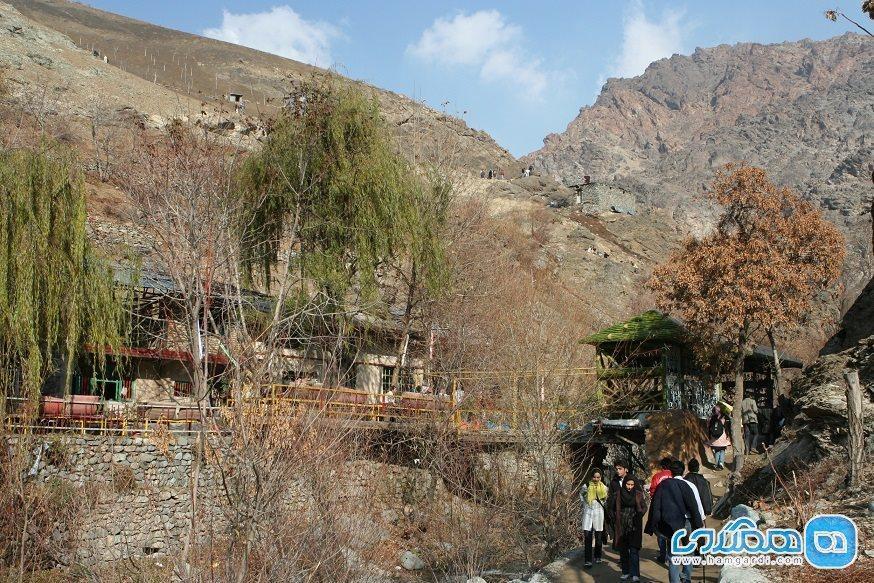 روستای درکه تهران ، تکه ای گمشده از بهشت