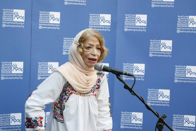 ایران درودی: سرطان معجزه زندگی ام بود