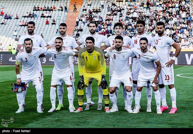 ترکیب تیم ملی برای دیدار برابر بحرین اعلام شد