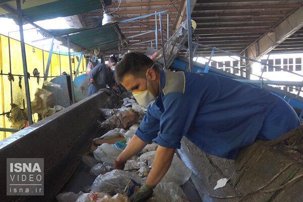 کاهش 70 درصدی بوی نامطبوع در آراد کوه ظرف 2 سال آینده