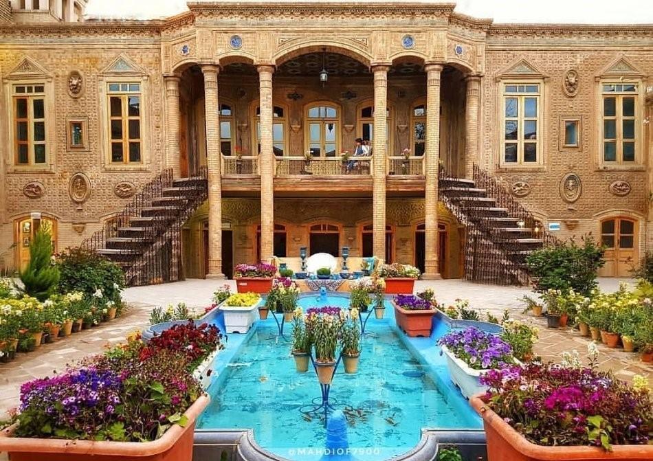 خانه تاریخی داروغه ، مشهد Daroogheh Historical House