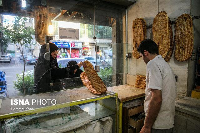 نرخ جدید نان کرمانی ها در انتظار تصمیم ستاد تنظیم بازار