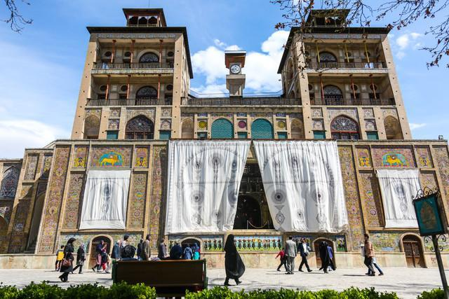 تدوین تقویم رویدادهای فرهنگی برای کاخ گلستان