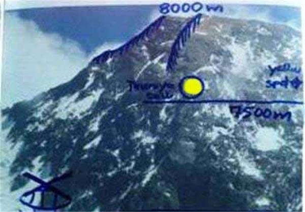 توماس لامل: کوهنوردان ایرانی زنده نیستند