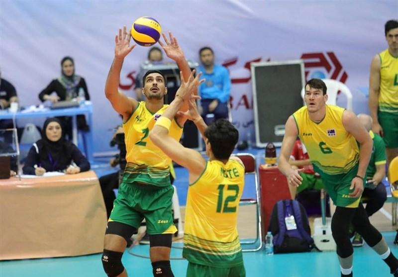 والیبال ایران و استرالیا، بخت های نخست صعود به المپیک