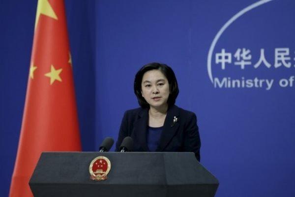 دولت آمریکا در عمل تا کنون هیچ کمکی برای چین ارسال نکرده است