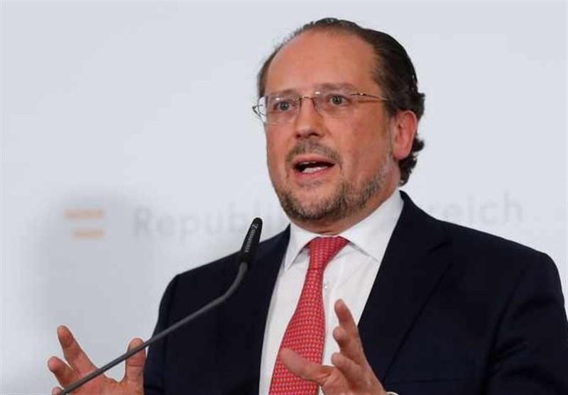 وزیر خارجه اتریش شنبه به تهران سفر می نماید