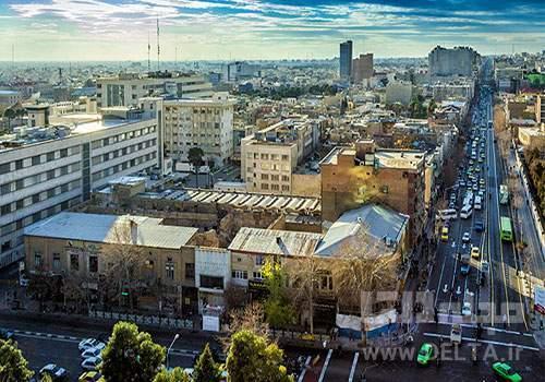 خرید خانه در جمهوری؛ محله ای در قلب تهران