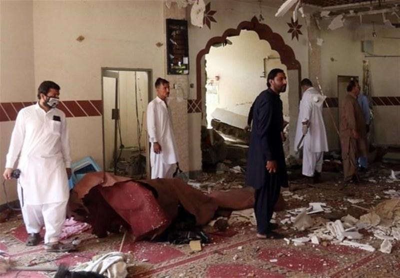 تعداد کشته های انفجار مسجد شهر کویته به 15 نفر رسید