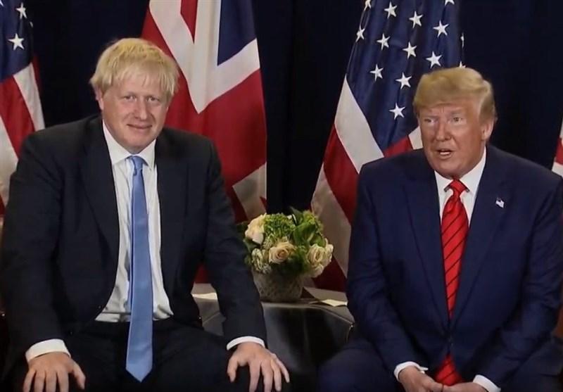 کوشش آمریکا برای وادار کردن انگلیس به خروج از برجام