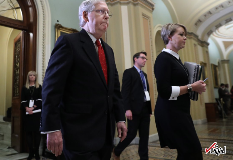 سناتورهای ایالات متحده با اپل واچ به جنگ ترامپ رفتند