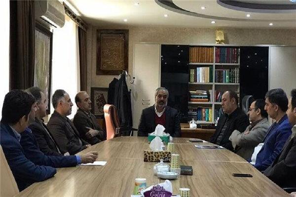 توسعە مالی کردستان با همکاری مدیران میسر می گردد