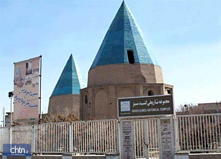 تابلوهای اماکن تاریخی قم نصب می شوند