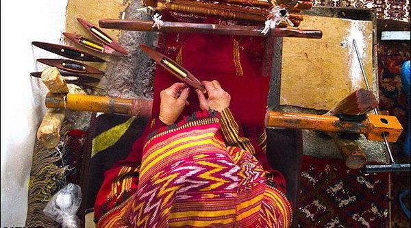 دومین مرکز ابریشم بافی گلستان افتتاح می گردد