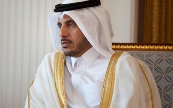 نخست وزیر سابق قطر به قرنطینه رفت