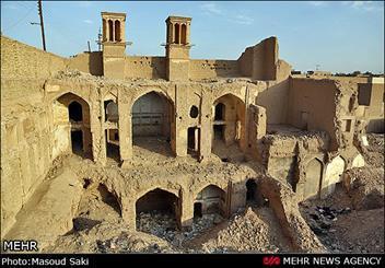 توقف تخریب بنا در محدوده بافت تاریخی یزد