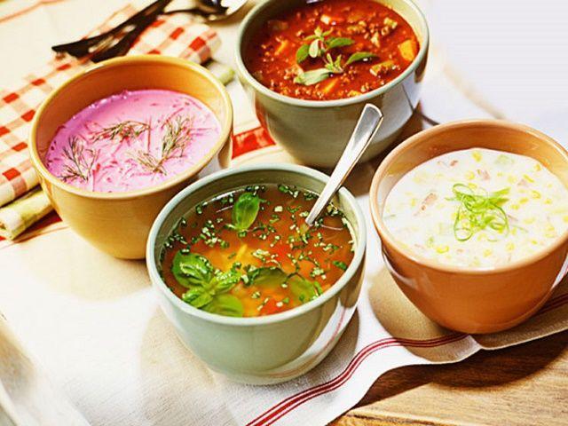 8 تا از خوشمزه ترین و بهترین سوپ های گرجی