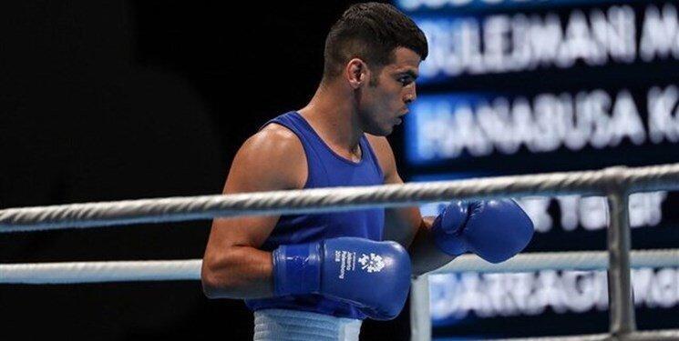 پایکوبی پای ایرانی برای رسیدن به المپیک توکیو