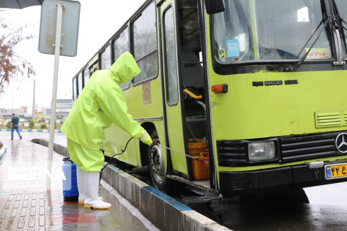 خبرنگاران ویروس کرونا حمل و نقل مسافر را در ورامین 60 درصد کاهش داد