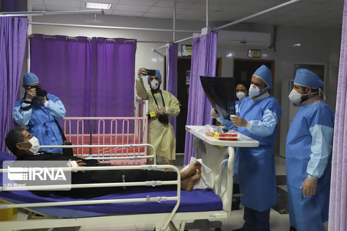 خبرنگاران 52 درصد از جمعیت تحت پوشش دانشگاه علوم پزشکی اراک غربالگری شدند