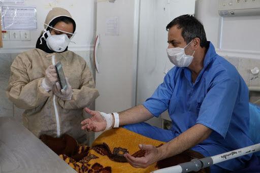 خبرنگاران تعداد بهبودیافتگان کرونا در قزوین به 532 مورد رسید