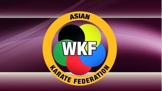 رقابت های کاراته قهرمانی آسیا در کویت و اندونزی یک سال به تعویق افتاد