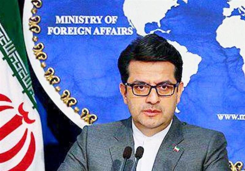 واکنش سخنگوی وزارت خارجه به اظهارات بی اساس سخنگوی ائتلاف متجاوز به یمن