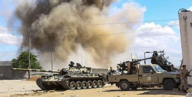 356 کشته و 329 زخمی نتیجه یک سال حملات حفتر به پایتخت لیبی