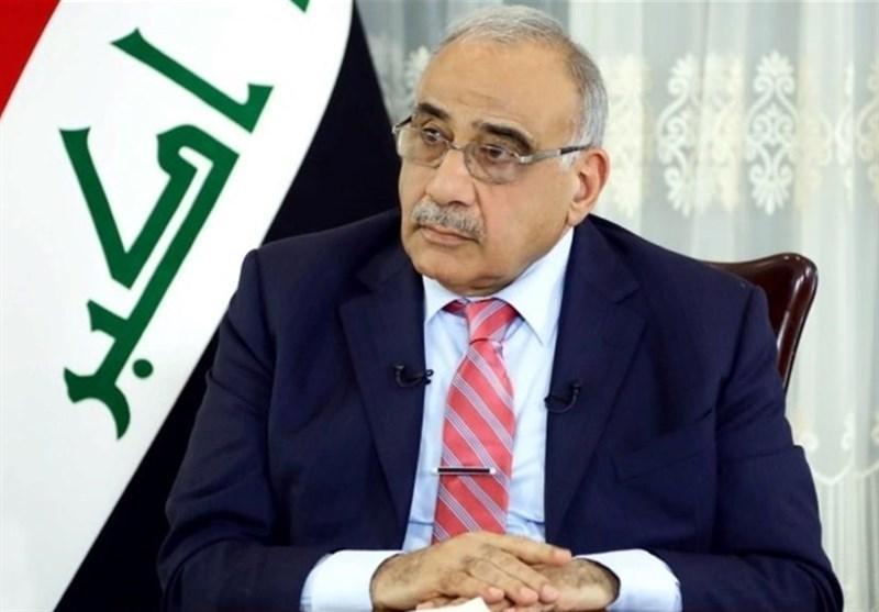 نامه سرگشاده عبدالمهدی به رؤسای جمهور و مجلس عراق