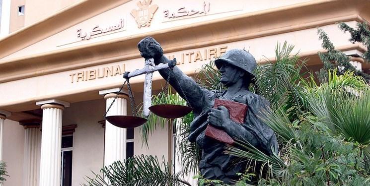 نگرانی از شیوع کرونا در بین قضات و وکلای نظامی لبنان بعد از ابتلای 13 نفر