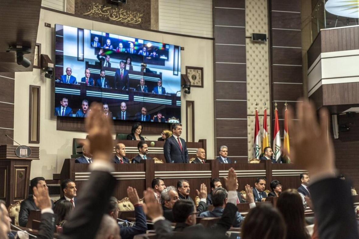 خبرنگاران عراقِ امروز و حقوق سیاسی اقلیت ها