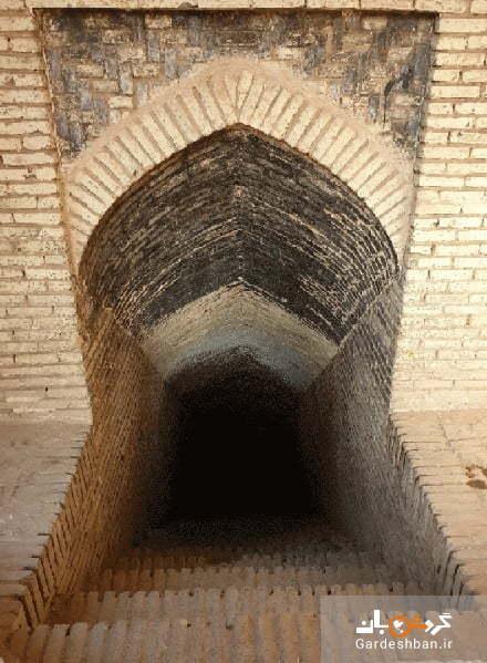 جنک، کهن ترین آب انبار یزد، تصاویر