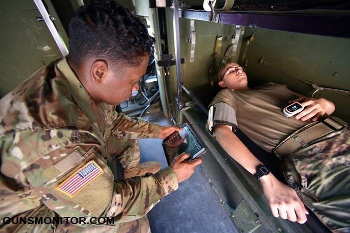 اعتبار 25 میلیون دلاری ارتش آمریکا برای گجت اختصاصی کرونا!