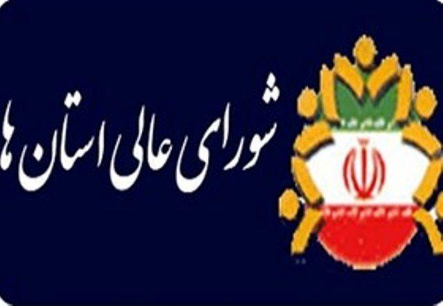علیرضا احمدی رئیس شورای عالی استانها شد