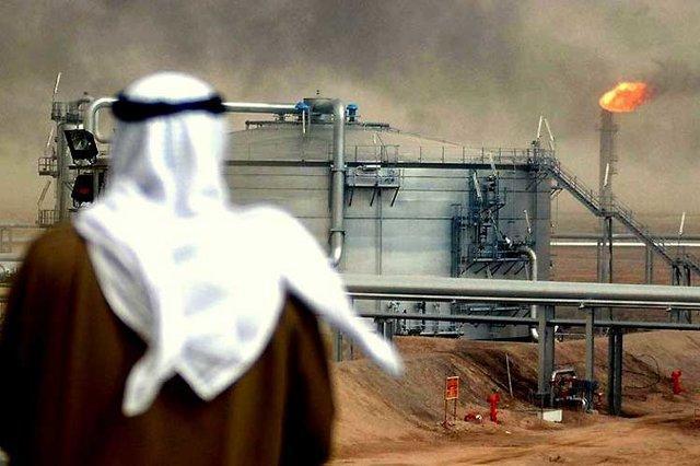 سقوط کم سابقه صادرات نفت عربستان به آمریکا