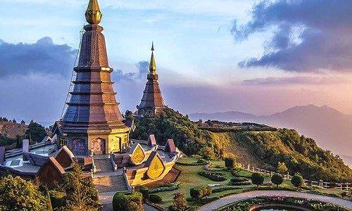 بدترین سقوط مالی تایلند رقم خورد، سقوط 100 درصدی توریسم خارجی