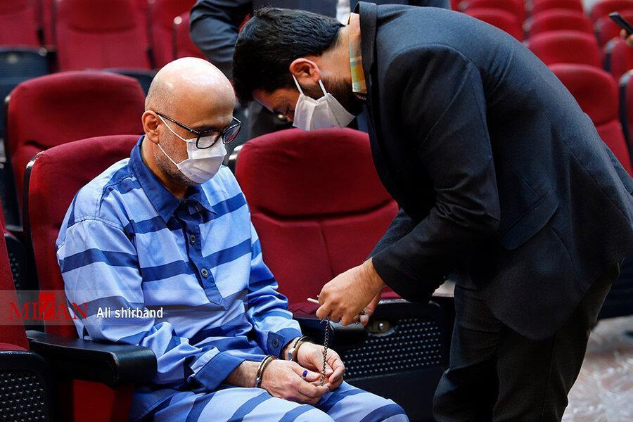 ششمین جلسه دادگاه اکبر طبری آغاز شد