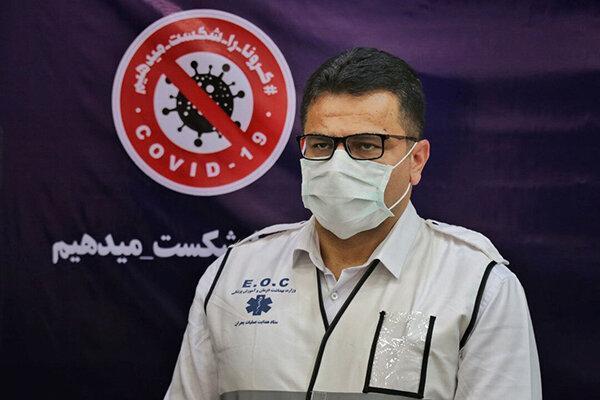 آمار جان باختگان کرونا در بوشهر به 100 نزدیک شد