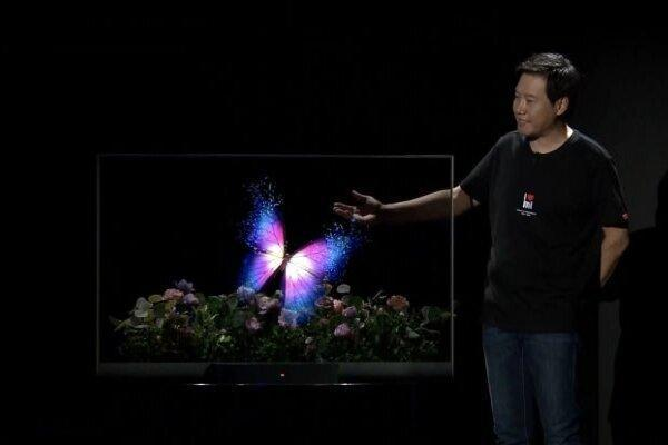 شیائومی از تلویزیون شفاف رونمایی کرد