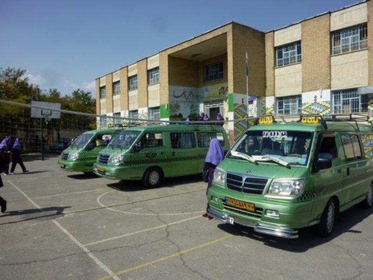 شروع ثبت نام رانندگان سرویس مدارس از فردا