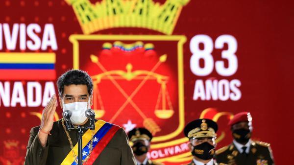 مادورو: واکسن کرونای روسیه را دریافت خواهم کرد