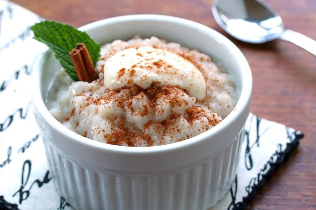 2 طرز تهیه شیربرنج مجلسی و نذری خوشمزه