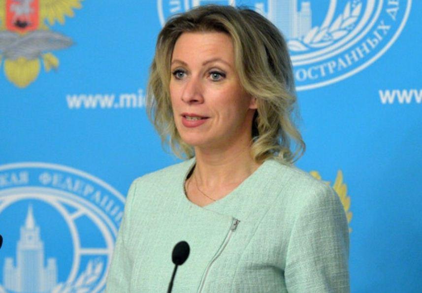 زاخارووا: آمریکا فضا را به عنوان یک عرصه نظامی تلقی می نماید ، روسیه خواستار استفاده صلح آمیز از فضا