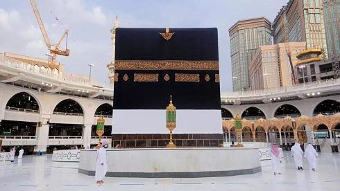 مراسم عمره در عربستان از سرگرفته شد