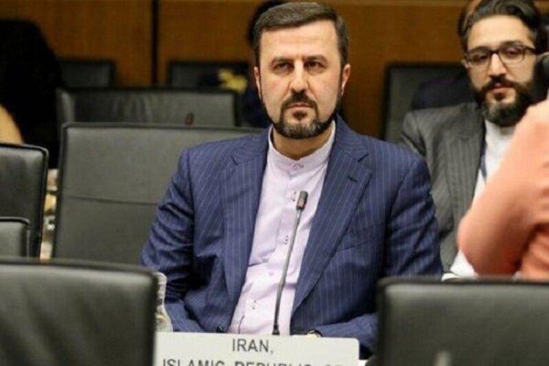 واکنش سفیر ایران به ادعای جدید مدیر کل آژانس