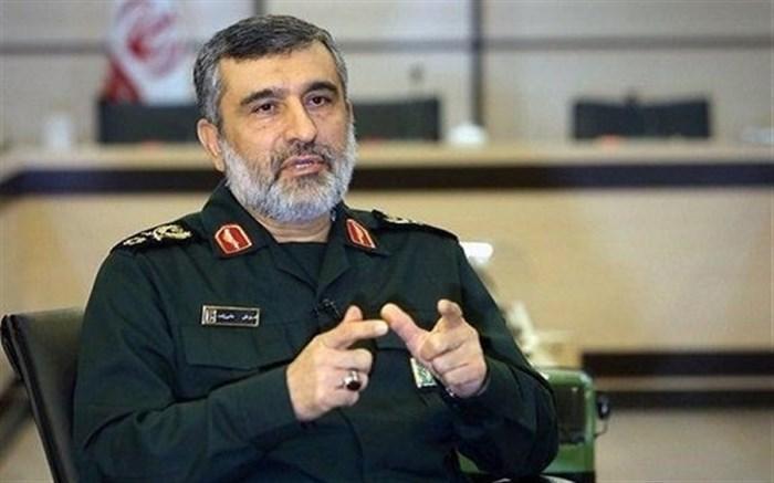 سردار حاجی زاده: نگاه انقلابی و نسخه داخلی ضامن حل مسائل است