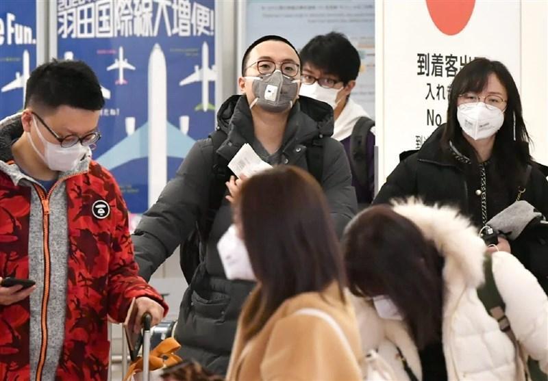 کاهش 77 درصدی ورود مسافران به ژاپن