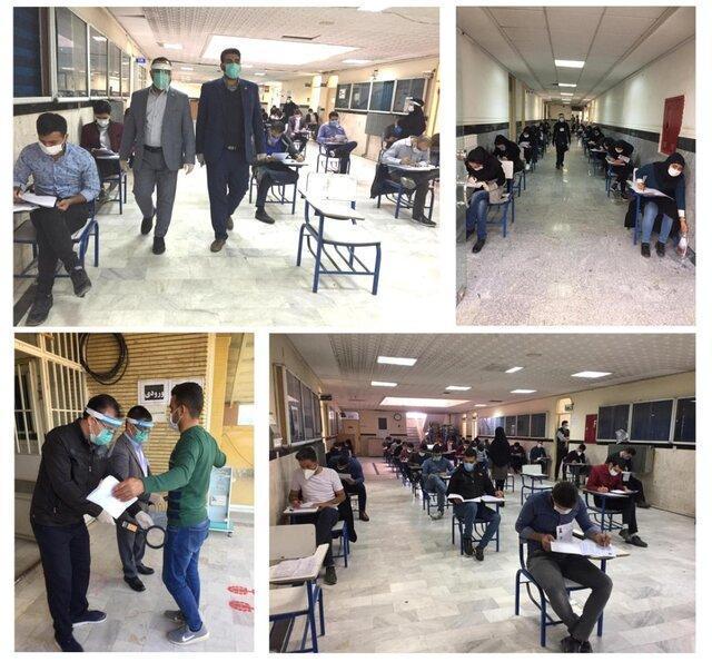 آزمون استخدامی تامین اجتماعی در آذربایجان غربی برگزار گردید