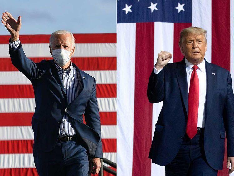 خبرنگاران سناریوهای قانونی حل بحران انتخابات در آمریکا چیست؟