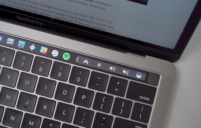اپل احتمالا قابلیت فورس تاچ را به تاچ بار مک بوک پرو اضافه خواهد کرد